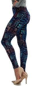 Buttery Soft Leggings With Variety Of Prints - The Audacious Boutique