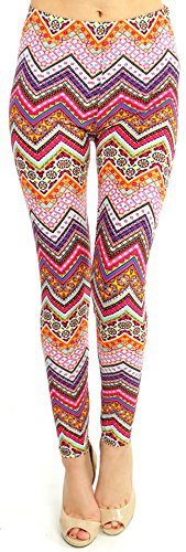 Buttery Soft Leggings With Variety Of Prints