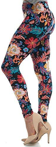 Buttery Soft Leggings in Various Designs