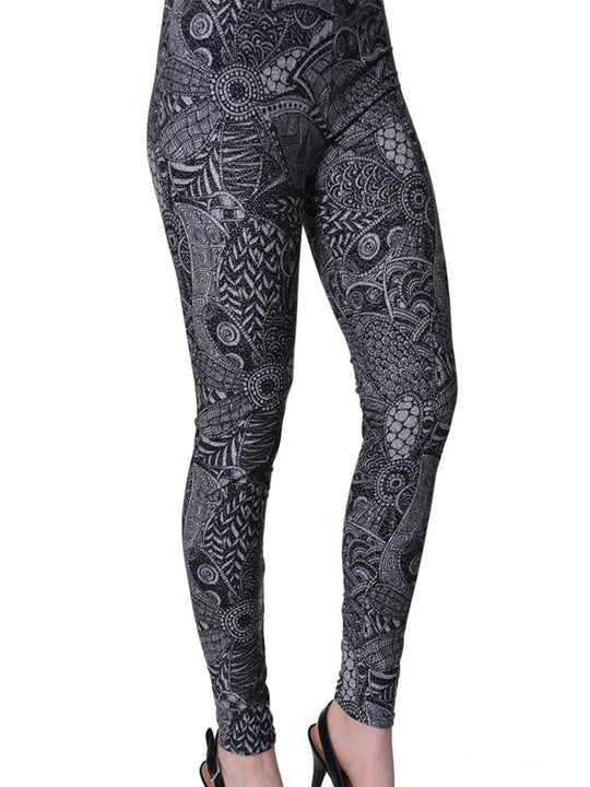 Buttery-Smooth Leggings in Various Designs