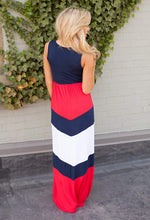 Mommy and Me Chevron Maxi Dresses Various Colors and Styles - The Audacious Boutique