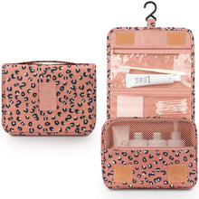 Large Hanging Cosmetic Makeup Travel Organizer for Women with Sturdy Hook - The Audacious Boutique