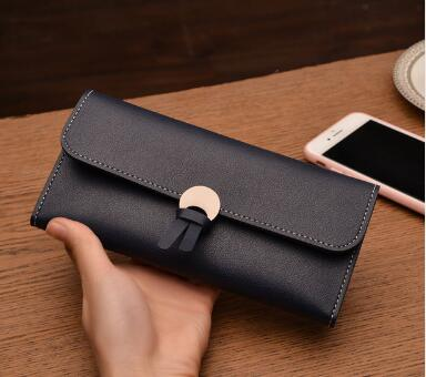 Long Fashion Wallet - The Audacious Boutique