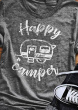 Happy Camper T-Shirt - The Audacious Boutique