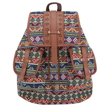 Bohemian Vintage Backpack Handbag - The Audacious Boutique