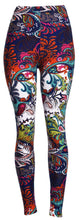 Buttery-Smooth Leggings in Various Designs - The Audacious Boutique