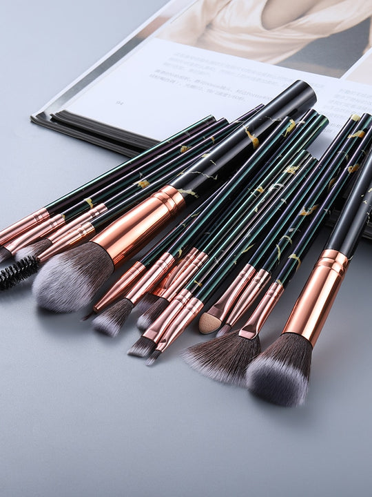 Makeup Brushes Cosmetic Beauty Make-Up Brush Set