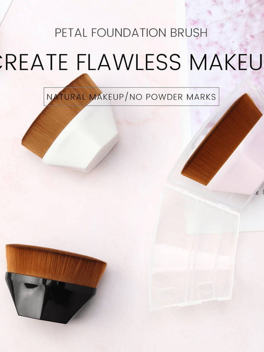 Flawless Foundation Makeup Palm Brush