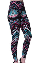 Chevron Printed Women Leggings - The Audacious Boutique
