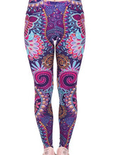 Pretty In Pink Printed Women Leggings (XS-L) - The Audacious Boutique