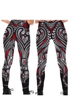 Tentacles Printed Women Leggings - The Audacious Boutique