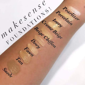 MakeSense Original Foundation by SeneGence - The Audacious Boutique
