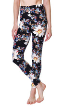 Burst Of Florals Printed Women Leggings - The Audacious Boutique