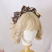 Gothic Lolita Headpiece Sweet Hairbands KC
