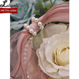 Cherry Plate ~ Sweet Lolita KC Bow-knot Hairband by Alice Girl ~ Pre-order