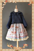 Little Puff ~ Sweet Long Lantern Sleeve Women's Jacket by Infanta ~ Pre-order