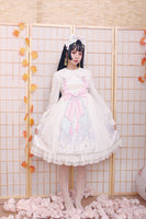 Vintage Women's Top Sweet Peter Pan Collar Lolita Blouse by Alice Girl ~ Pre-order