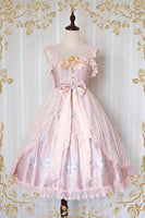 The Singing Angel Series Sweet Lolita JSK Dress Girl's Princess Dress