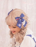 The Little Devil ~ Sweet Lolita Hair Clip / Hairband by Magic Tea Party