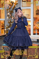 The Dream of Rainbow Candy ~ Classic Twinkling Lolita JSK Peplum Dress by Strawberry Witch