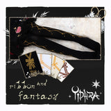Ribbon and Fantasy ~ Patterned Lolita Tights Women's Pantyhose