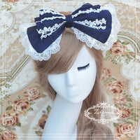Sweet Lolita Hair Band with Bow