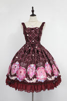 The Beauty ~ Sweet Printed Lolita JSK Dress by Soufflesong