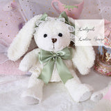 Cute Lolita Bear Bunny Panda Crossbody Bag Cosplay Doll Chain Bag Shoulder Bag