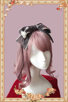 Party in Timing Tower ~ Sweet Lolita Headbow by Infanta