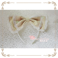Afternoon of the Herdsman ~ Sweet Lolita Headband by Magic Tea Party ~ Pre-order
