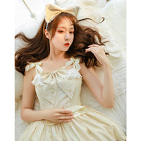 Afternoon of the Herdsman ~ Sweet Printed Lolita JSK Dress by Magic Tea Party ~ Pre-order