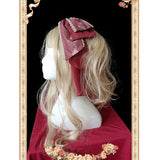Bell & Beast ~ Sweet Bow Hairband Lolita Headpiece by Infanta
