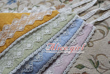 Sunflower ~ Sweet Lolita Headpiece Triangular Scarf by Alice Girl ~ Pre-order