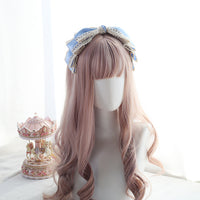 Classic Lolita KC Sweet Hairband with Bow Decor
