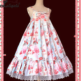 Fresh Fruits ~ Sweet Printed Casual Lolita JSK Dress by Infanta