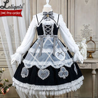 Lady Alice ~ Sweet Lolita JSK Dress by Alice Girl ~ Pre-order