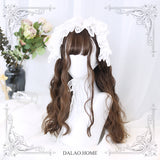 Harajuku Lolita Curly Wig Long Lolita Wig by Dalao Home