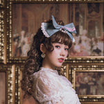 The Poem of Roses ~ Sweet Lolita Headpiece by Miss Point ~ Pre-order