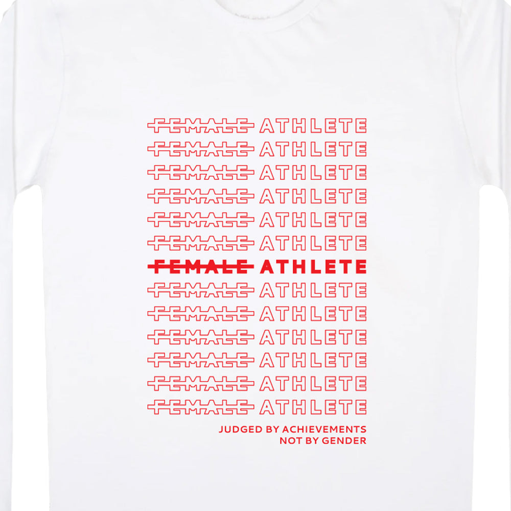 The Athlete Repeat T-shirt