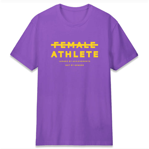Mamba Forever Female Athlete T-shirt