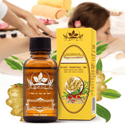 Lymphatic Drainage Ginger Oil - Nextelect