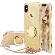 Diamond Phone Case For IPHONE X