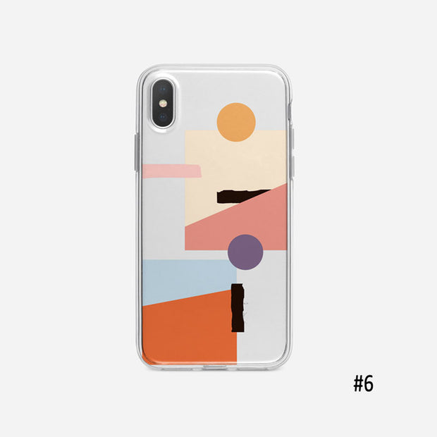 Cute Funny Design Phone Case For iPhone