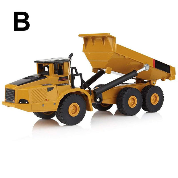 Construction Vehicles Model Toy