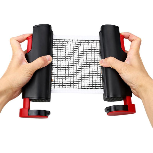 Clever Retractable Table Tennis Net