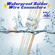 Waterproof Solder Wire Connectors - Nextelect