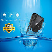 Waterproof Full Cover Phone Case For iPhone