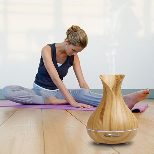 Aroma Diffuser Ultrasonic Humidifier for Office Home Bedroom - Nextelect