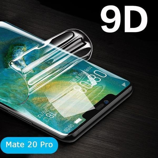 9D Full Cover Screen Protector For Huawei Mate 20 Lite Pro