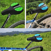 Mesh Silicone Bike Seat Cover